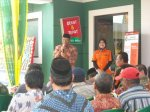 Kata sambutan oleh Tokoh masyarakat Jl. H. Fudoli Cikarang Utara